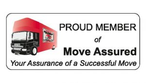logo of move assured removals association